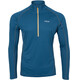 Rab Interval longsleeve Heren blauw